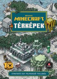 Minecraft - Térképek -  (Könyv)