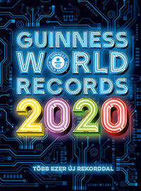 Craig Glenday (szerk.): Guinness World Records 2020 -  (Könyv)