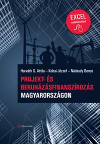 Horváth S. Attila, Koltai József, Nádasdy Bence: Projekt- és beruházásfinanszírozás Magyarországon -  (Könyv)