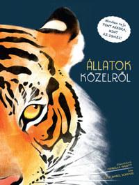 Rita Mabel Schiavo: Állatok közelről -  (Könyv)