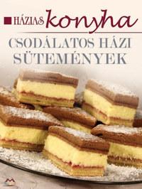 Csodálatos házi sütemények - Házias konyha -  (Könyv)