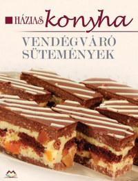 Vendégváró sütemények - Házias konyha -  (Könyv)