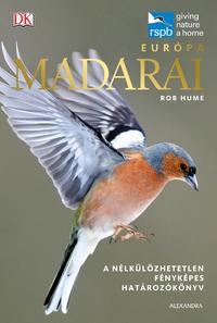 Rob Hume: Európa madarai -  (Könyv)