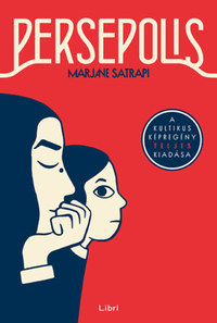 Marjane Satrapi: Persepolis -  (Könyv)