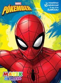 Pókember: Maszk és mese -  (Könyv)