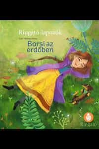 Borsi az erdőben - Ringató-lapozók -  (Könyv)