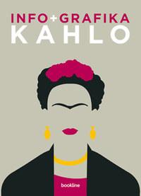 Sophie Collins: Infografika - Kahlo -  (Könyv)