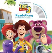Walt Disney: Toy Story 3. - Read-Along Storybook And CD -  (Könyv)