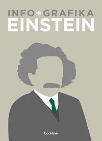 Brian Clegg: Infografika - Einstein -  (Könyv)