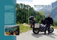 Kancsár József Zsolt: Motorozás a mediterrán szigetvilágban -  (Könyv)