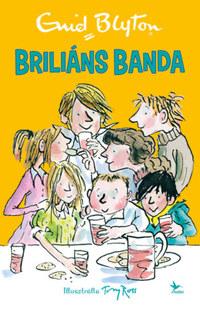 Enid Blyton: Briliáns banda -  (Könyv)