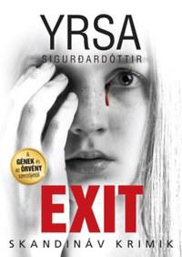 Yrsa Sigurdardóttir: Exit -  (Könyv)