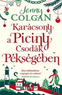 Jenny Colgan: Karácsony a Piciny Csodák Pékségében -  (Könyv)