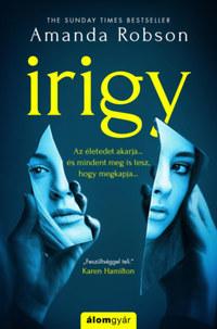 Amanda Robson: Irigy -  (Könyv)