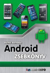 Bártfai Barnabás: Android zsebkönyv -  (Könyv)
