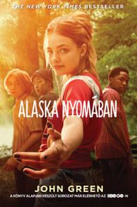 John Green: Alaska nyomában - filmes borítóval -  (Könyv)