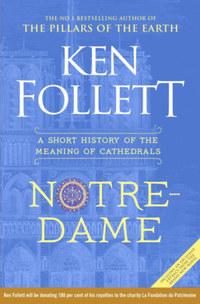 Ken Follett: Notre-Dame -  (Könyv)