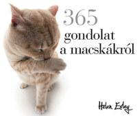 Helen Exley: 365 gondolat a macskákról -  (Könyv)