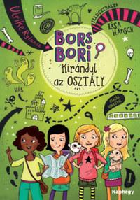 Ulrike Rylance: Bors Bori - Kirándul az osztály -  (Könyv)