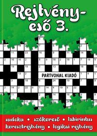 Rejtvényeső 3. - zöld -  (Könyv)