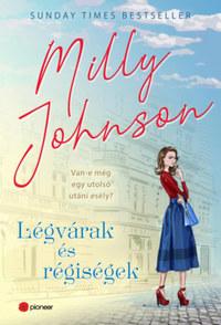 Milly Johnson: Légvárak és régiségek -  (Könyv)
