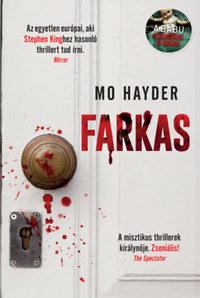 Mo Hayder: Farkas -  (Könyv)