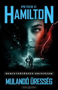 Peter F. Hamilton: Mulandó üresség -  (Könyv)