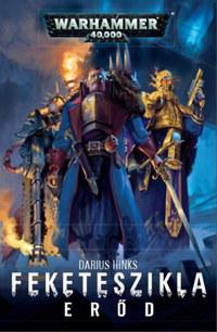 Darius Hinks: Feketeszikla Erőd -  (Könyv)