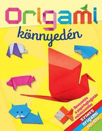 Belinda Webster: Origami könnyedén -  (Könyv)