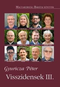Gyuricza Péter: Visszidensek III. -  (Könyv)