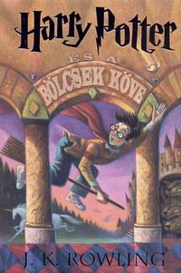J. K. Rowling: Harry Potter és a Bölcsek Köve - 1. könyv -  (Könyv)