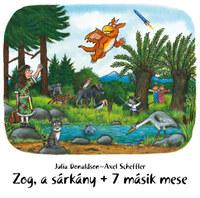 Julia Donaldson, Axel Scheffler: Zog, a sárkány + 7 másik mese - Hangoskönyv -  (Könyv)