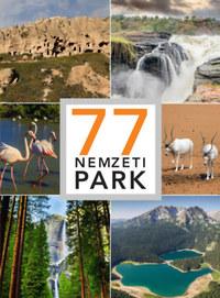 Kéri András: 77 nemzeti park -  (Könyv)