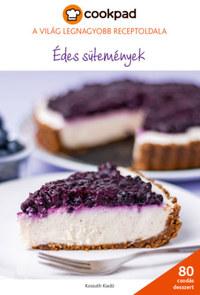 Édes sütemények - Cookpad -  (Könyv)