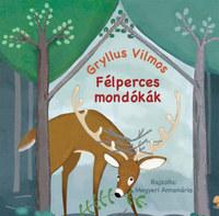 Gryllus Vilmos: Félperces mondókák -  (Könyv)
