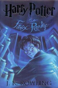 J. K. Rowling: Harry Potter és a Főnix Rendje - 5. könyv -  (Könyv)
