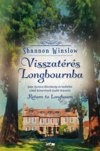 Shannon Winslow: Visszatérés Longbournba -  (Könyv)