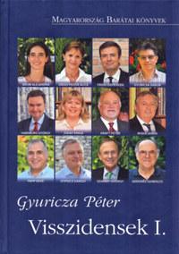 Gyuricza Péter: Visszidensek I. -  (Könyv)