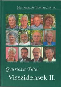Gyuricza Péter: Visszidensek II. -  (Könyv)