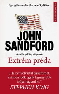 John Sandford: Extrém préda -  (Könyv)