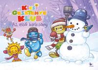 Dér Noémi (Szerk.), Szőnyi Gergely: Kicsi Gesztenye Klub - Az első karácsony -  (Könyv)