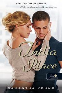 Samantha Young: India Place - Dublin Street 4. -  (Könyv)
