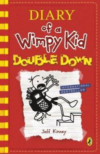 Jeff Kinney: Diary of a Wimpy Kid: Double Down -  (Könyv)