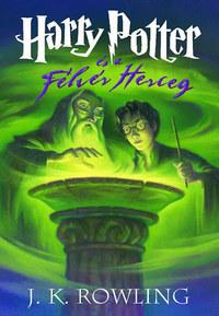 J. K. Rowling: Harry Potter és a Félvér Herceg - 6. könyv -  (Könyv)