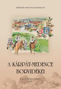 A Kárpát-medence borvidékei -  (Könyv)