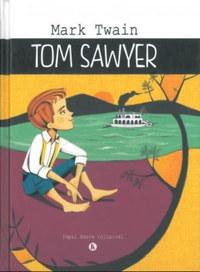 Mark Twain: Tom Sawyer -  (Könyv)