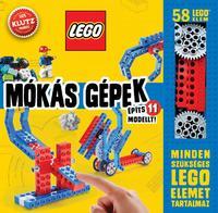 LEGO Mókás gépek -  (Könyv)