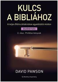 David Pawson: Kulcs a Bibliához 2. -  (Könyv)