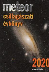 Meteor Csillagászati Évkönyv 2020 -  (Könyv)