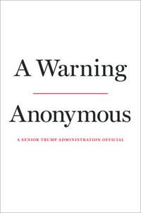 Anonymous: A Warning -  (Könyv)